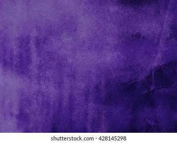 dark purple watercolor background on crumpled paper