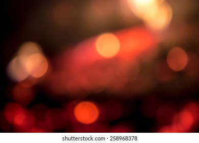 Dark Red Blurred Fire Background