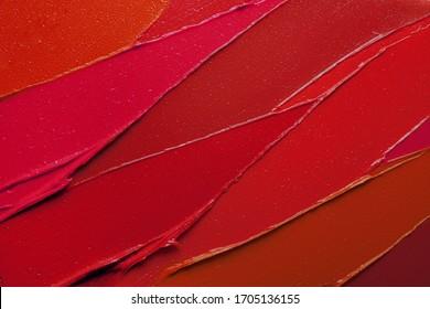 Dark red smeard lipstick background texture smudge