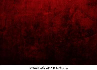 Dark red splattered grungy backdrop