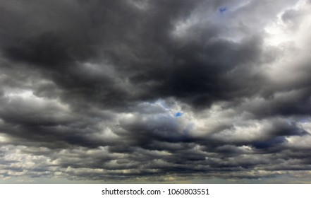 Dark serbian clouds