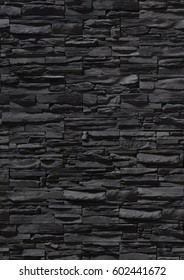 dark stone abstract wall texture