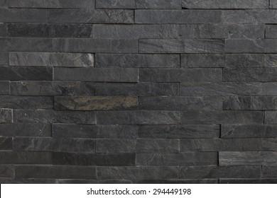 Dark Stone wall Texture background.