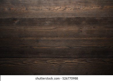 Dark Wood Background Brown Color Close Stock Photo Edit Now