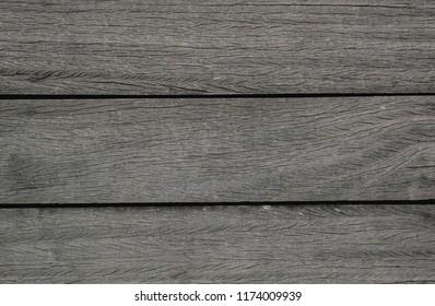 Dark wood board for background.dark background.