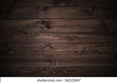 dark wood planks background