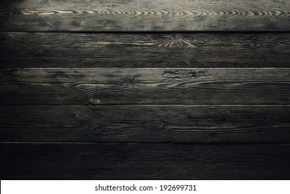 Dark Wood Texture Background