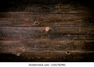dark wood texture. background old dark panels.
