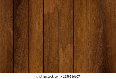 dark wood textured board use for background. Vintage