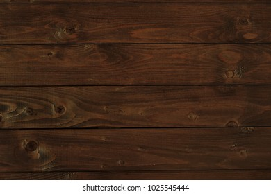 dark wooden board for background or texture