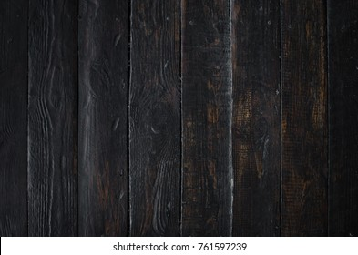 Dark Wooden Texture Parquet Background