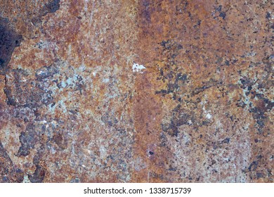 Dark worn rusty metal texture background. Rust texture  on  metal sheet abstrack background concept