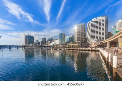 Darling Harbour, Sydney Architecture