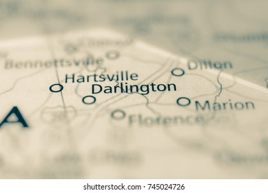 Darlington, South Carolina, USA.