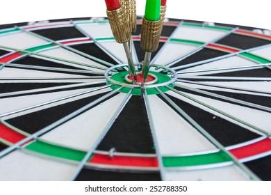 dart go to target go to success