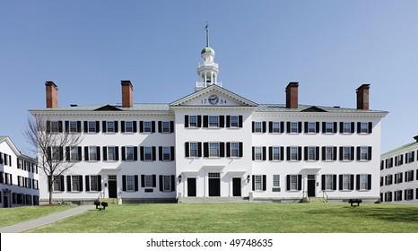 Dartmouth Building, Dartmouth College Campus, Hanover, New Hampshire