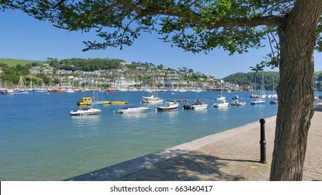 Dartmouth, Devon - Quayside Walk