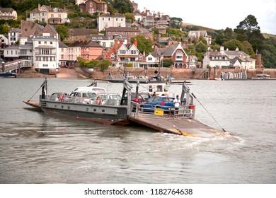Dartmouth to Kingswear ferry UK
