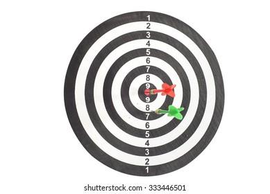 Darts projection