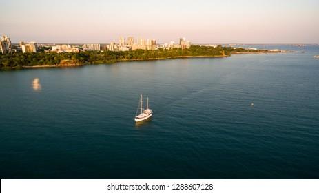 Darwin Harbour, N.T. Australia