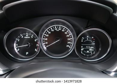 dashboard automotive car speedometer dashboard automotive car speedometer