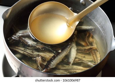 Dashi, Japanese soup stock
