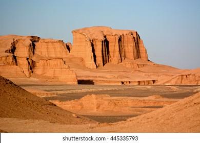 Dasht-e-Lut, Lut desert, hottest desert in the world, Iran