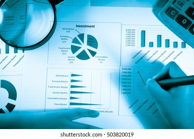 """Data analyzing in Forex, Commodities, Equities, Fixed Income, Emerging, Gold and Crude oil Markets: the charts and summary info show about """"Business statistics and Analytics value growth up trend""""."""