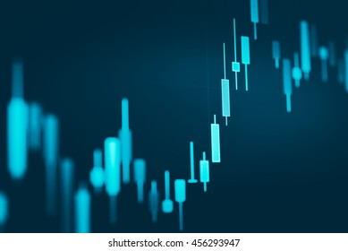 """Data analyzing in forex market trading: the charts and summary info for making trading. Charts of financial instruments represent the sign of """"Sideways up trend and Sideways down trend""""."""