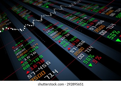 Data analyzing in stock market