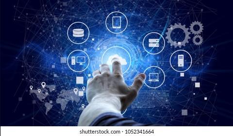 Data Management Platform concept