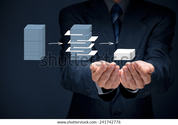 Data mining (dataminig) process and big data analysis (bigdata) issue concept. Analyst give you structured and relevant data.