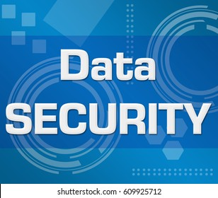 Data Security Technical Background Square