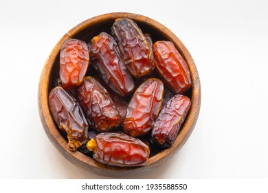 Dates are a fruit that Muslims eat during Ramadan to break their fast.