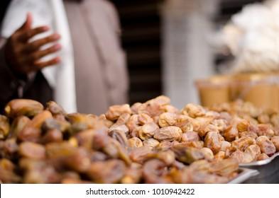 Dates shop in Saudi Arabia