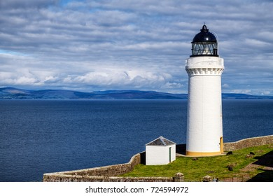Davaar Island Lighthouse, Campbeltown, Kintyre Peninsula, Scotland