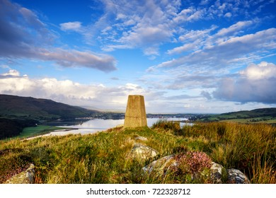 Davaar Island Trig Point, Kintyre Peninsula