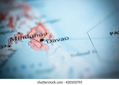 Davao. Philippines