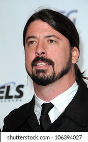 Dave Grohl  at the 2009 Musicares Person of the Year Gala. Los Angeles Convention Center, Los Angeles, CA. 02-06-09
