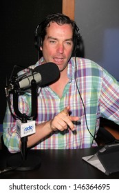 "Dave Wurmlinger at ""Politically Naughty with Mary Carey,"" TradioV Studios, Los Angeles, CA 07-08-13"