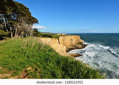 Davenport beach and cove