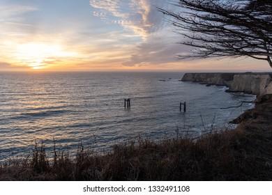 Davenport California Sunset