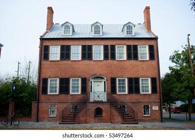 Davenport House, Savannah, Georgia, USA