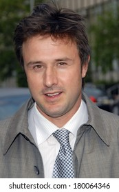 David Arquette at departures for ABC Network 2006-2007 Primetime Upfronts Preview, Lincoln Center, New York, NY, May 16, 2006