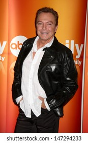 David Cassidy at the Disney & ABC Television Group Summer Press Junket at the ABC offices in Burbank, CA  on May 29, 2009