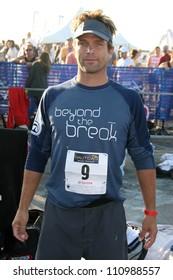 David Chokachi at The 21st Nautica Malibu Triathlon Presented By Toyota. Zuma Beach, Malibu, CA. 09-16-07