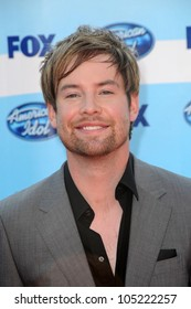 David Cook  at the 'American Idol' Grand Finale 2009. Nokia Theatre, Los Angeles, CA. 05-20-09