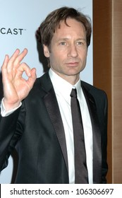 David Duchovny  at the Showtime Golden Globe Awards After Party. The Peninsula Hotel, Beverly Hills, CA. 01-11-09