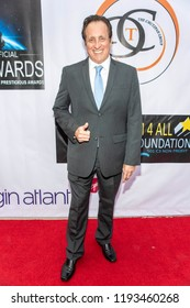 David Firestone attends 2nd Annual HAPAWARDS, Hollywood and African Prestigious Awards at Alex Theatre, Glendale, California on September 30th, 2018