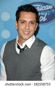 David Hernandez at TOP 12 AMERICAN IDOL Contestants Annual Party, Astra West at the Pacific Design Center, Los Angeles, CA, March 06, 2008